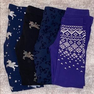 Other - Toddler girl tights size 4-5